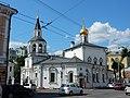 Moscow, Sretenka, Church of the Dormition of the Theotokos 2014.JPG