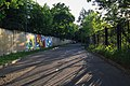 Moscow, driveway around the military hospital in Sokolniki (30585858283).jpg
