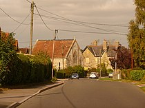 Motcombe, looking along The Street - geograph.org.uk - 1508602.jpg