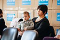 Mothers attend Training on Breastfeeding by UNICEF (17038489506).jpg