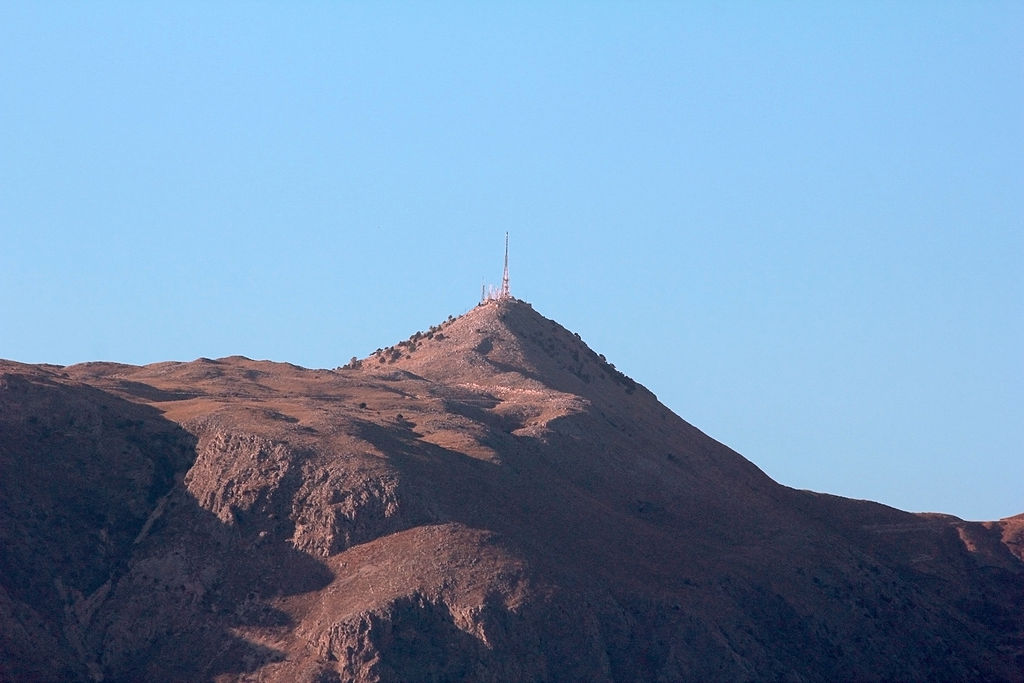 Pantokrator Mountain