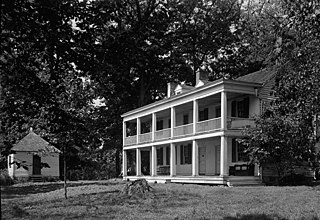 Mount Adams (Bel Air, Maryland) United States historic place