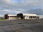 Mount Gambier Airport terminal exterior.jpg