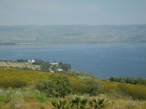 Mount of Beatitude Capernaum 200704