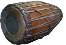 Mridangam transparent.png