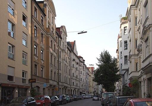 Muenchen hanssachsstrasse