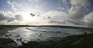 The Rosses - Mullaghderg Beach, the Rosses.
