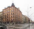 Mullvaden Första 22, Stockholm.JPG