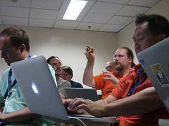 Multimedia Roundtable - Wikimania 2013 - 14.jpg