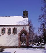 Mundeheim Friedhofkapelle