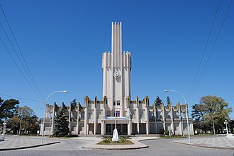Francisco Salamone - Image: Municipalidad de Pringles (3)