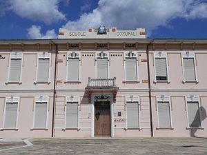 Merlara - city hall