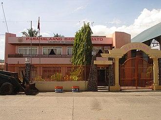 Bato, Camarines Sur - Municipal Hall