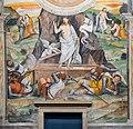Museo di Santa Giulia Coro delle Monache Resurrezione noli me tangere Paolo da Caylina Brescia.jpg