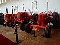 Museu Agromen de Tratores e Implementos Agrícolas, localizado no complexo do Centro Hípico e Haras Agromen em Orlândia. Tratores Case - panoramio.jpg