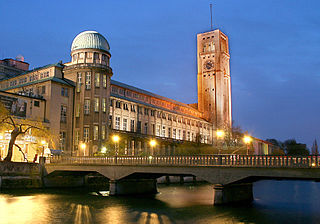Deutsches Museum museum in Munich, Germany