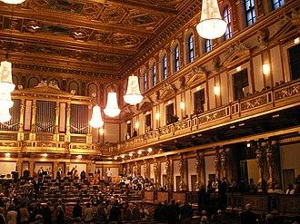 Vienna New Year's Concert - Goldener Saal