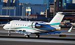 N607AX 1990 Canadair Ltd CL-600-2B16 C-N 5075 (5368587743).jpg