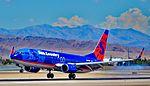 N818SY Sun Country Airlines 2007 Boeing 737-8BK s-n 29646 (26691474752).jpg