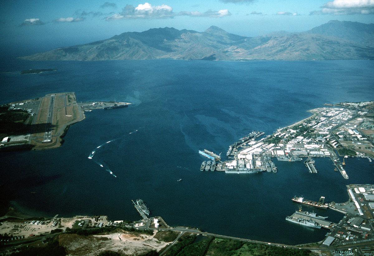 U.S. Naval Base Subic Bay