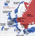 NATO und Warschauer Pakt - Truppenstärke - (1973).png