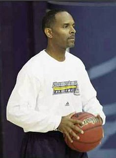 Che Jones American basketball coach
