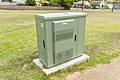 NBN FTTN cabinet, manufactured by CommScope, located in Junee 2.jpg