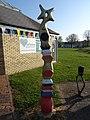 NCN Millennium Milepost MP367 Castle-Douglas.jpeg