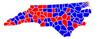 United States Senate election in North Carolina, 1998 - Image: NC senate 1998