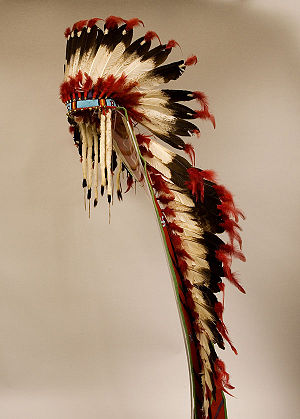 NEPE Head-dress