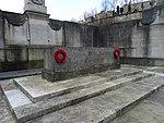 NER War Memorial Stone of Remembrance left hand view - 2017-02-18.jpg