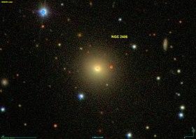Image illustrative de l'article NGC 2406