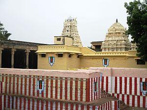 Divya Desam - Image: Nachiyar 4