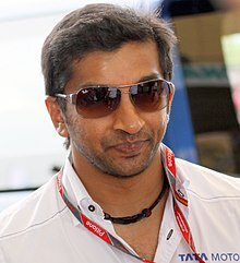 Narain Karthikeyan - the cool, handsome, talented,  driver  with Indian roots in 2017