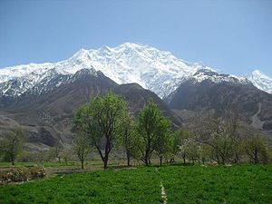 Nasirabad (Hunza) - The Nasirabad Hunza valley