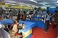 National Book Trust Pavilion Interior - 40th International Kolkata Book Fair - Milan Mela Complex - Kolkata 2016-02-02 0407.JPG