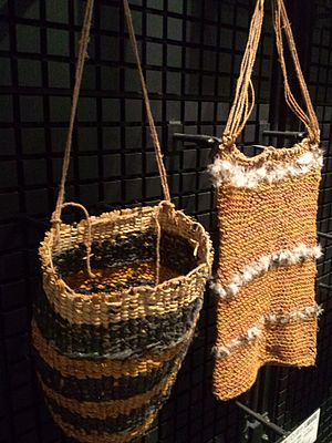 Dillybag - Dillybags from Arnhem Land.
