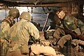National Museum of Military History - Luxembourg Korean War diorama.jpg