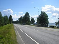 National roads 9 and 23 in Liperi.jpg