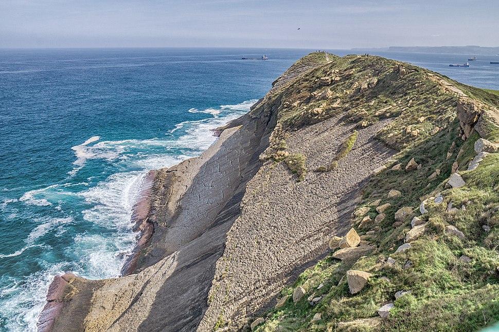 Near the Faro de Cabo Mayor, Santander