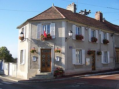 Comment aller à Neauphle-Le-Vieux en transport en commun - A propos de cet endroit