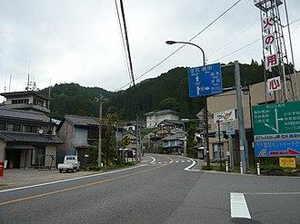 Neba, Nagano - central Neba Village