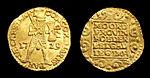 Nederland gouden dukaat 1729 VOC scheepswrak Vliegend Hert.jpg