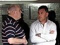 Nery Pumpido y Luis Spahn Club Atletico Union de Santa Fe 73.jpg