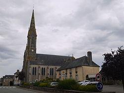 Neuilly le Vendin église et mairie.JPG