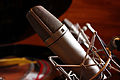Neumann U87 Condenser Microphone - Studio A, In Your Ear Studios.jpg