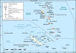 New Caledonia and Vanuatu map-fr.svg