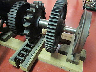 Rack railway - The Marsh rack and pinion system