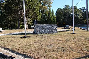 Battle of New Hope Church - New Hope Battlefield Park, a memorial located at the site of the battle