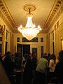 New Orleans Garden District St Charles Entrance Hall Party.JPG